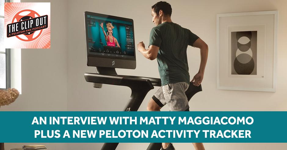 TCO 68 | Peloton Activity Tracker