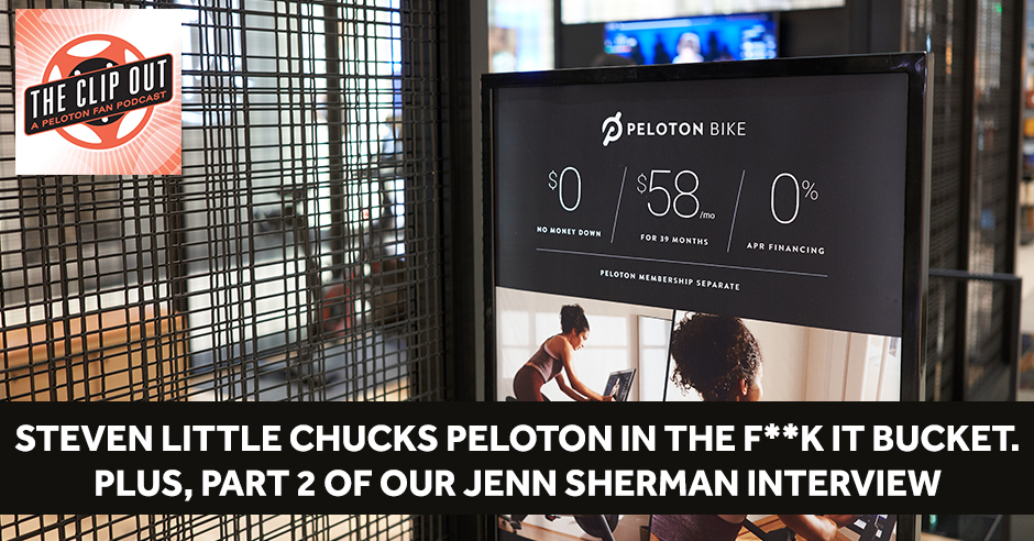 TCO 12 | Steven Little Peloton