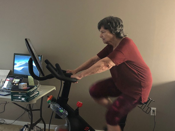 TCO 168 | Peloton Octogenarian