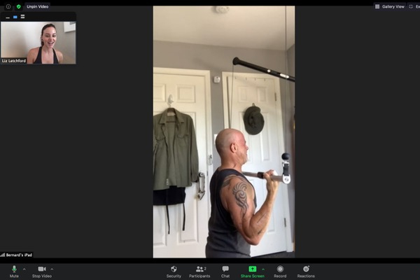 TSS 10 | Tonal Workout