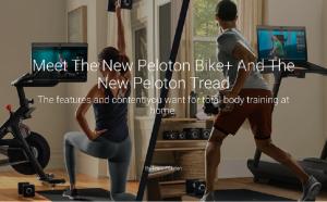 Peloton - New Bike