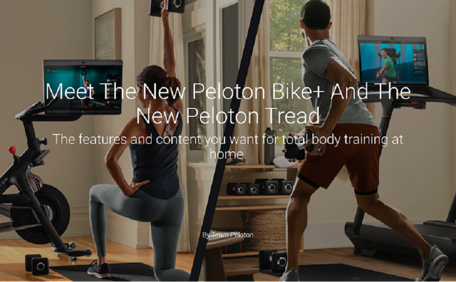 Peloton - New Bike