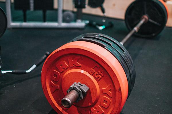TSS 14 | Lifting Weights