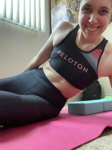 TCO 181 | Peloton Workout