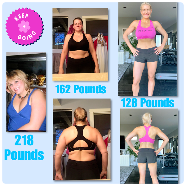 TCO 222 | Weight Loss Journey